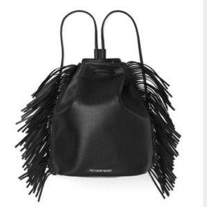 🍄 VS fringe backpack